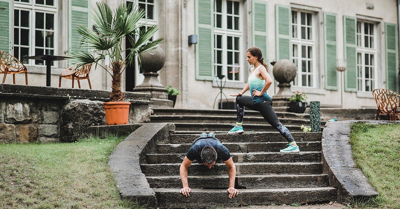 Fitness · Wellness · Erholung