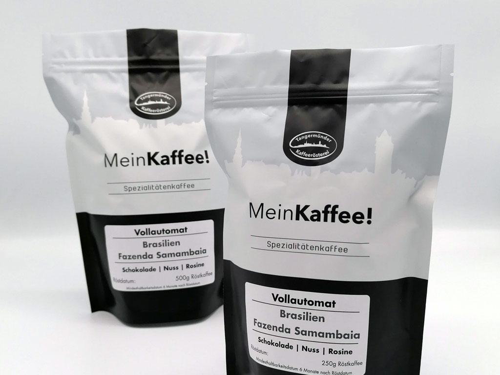 Kaffee Brasilien Fazenda